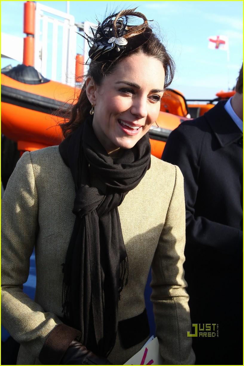 prince william kate middleton lifeboat 172522575