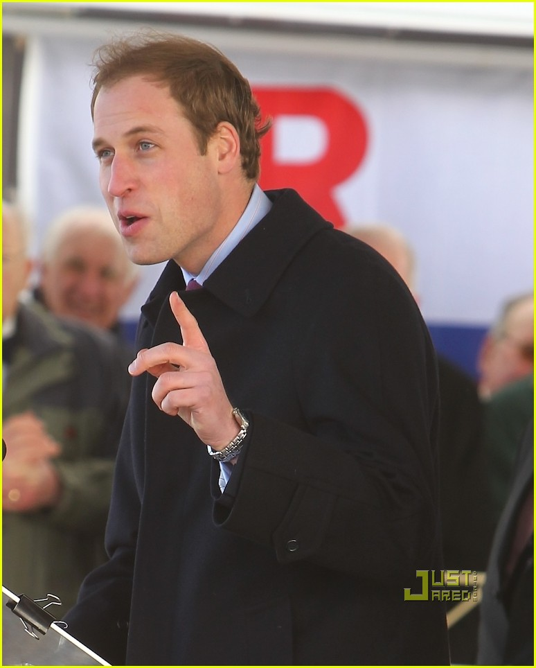 prince william kate middleton lifeboat 292522587
