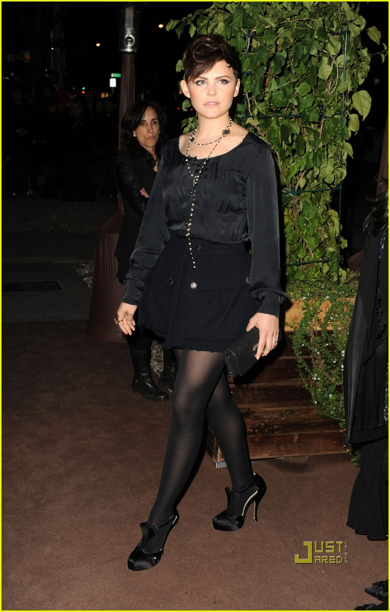 rashida jones ginnifer goodwin chanel charles finch dinner 08