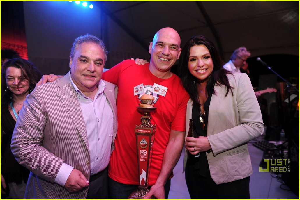 rachael ray sobe wine food festival burger bash 042523869