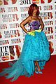 rihanna brits red carpet 10