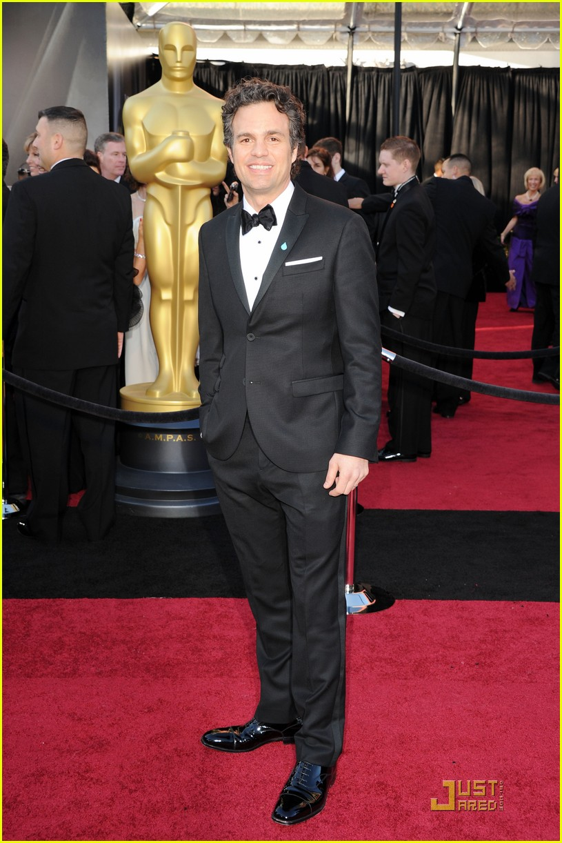 mark ruffalo sunrise coigney oscars 2011 01