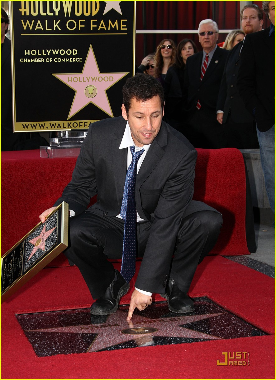 adam sandler before being famous