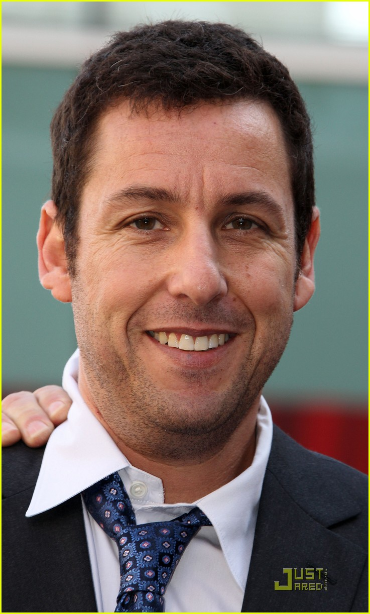 Adam Sandler: Star on Hollywood Walk of Fame!: Photo ...