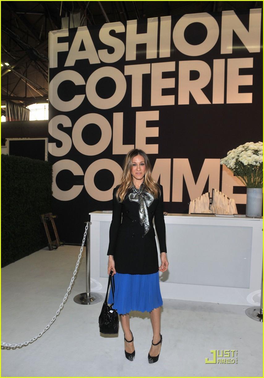 sarah jessica parker enk fashion coterie convention 082521411