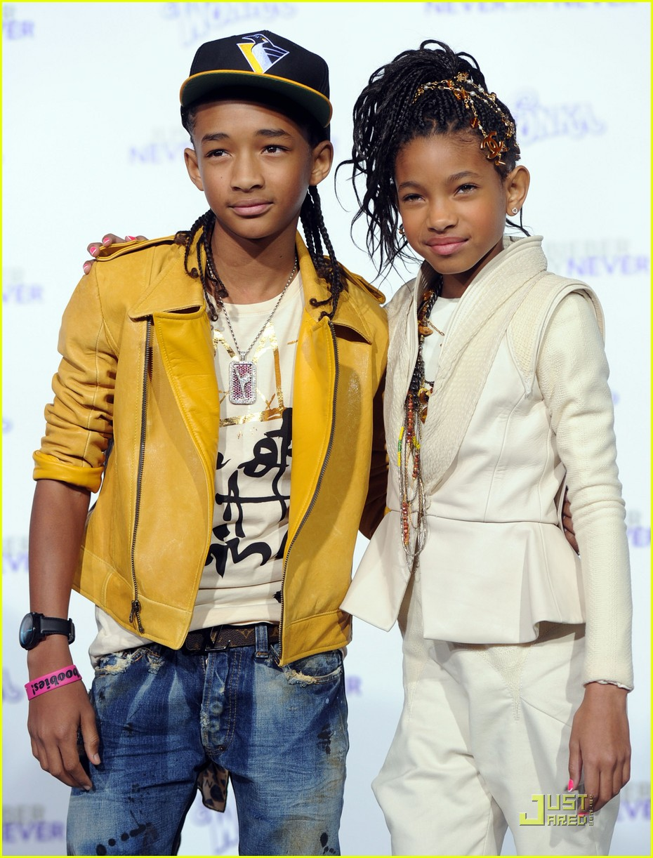 willow smith never say never premiere 022517992