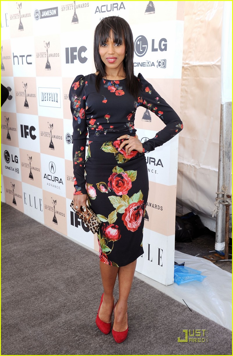 kerry washington annette bening spirit awards 01