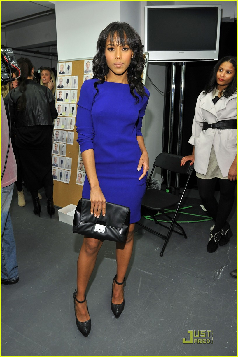 kerry washington zoe saldana calvin klein show 01