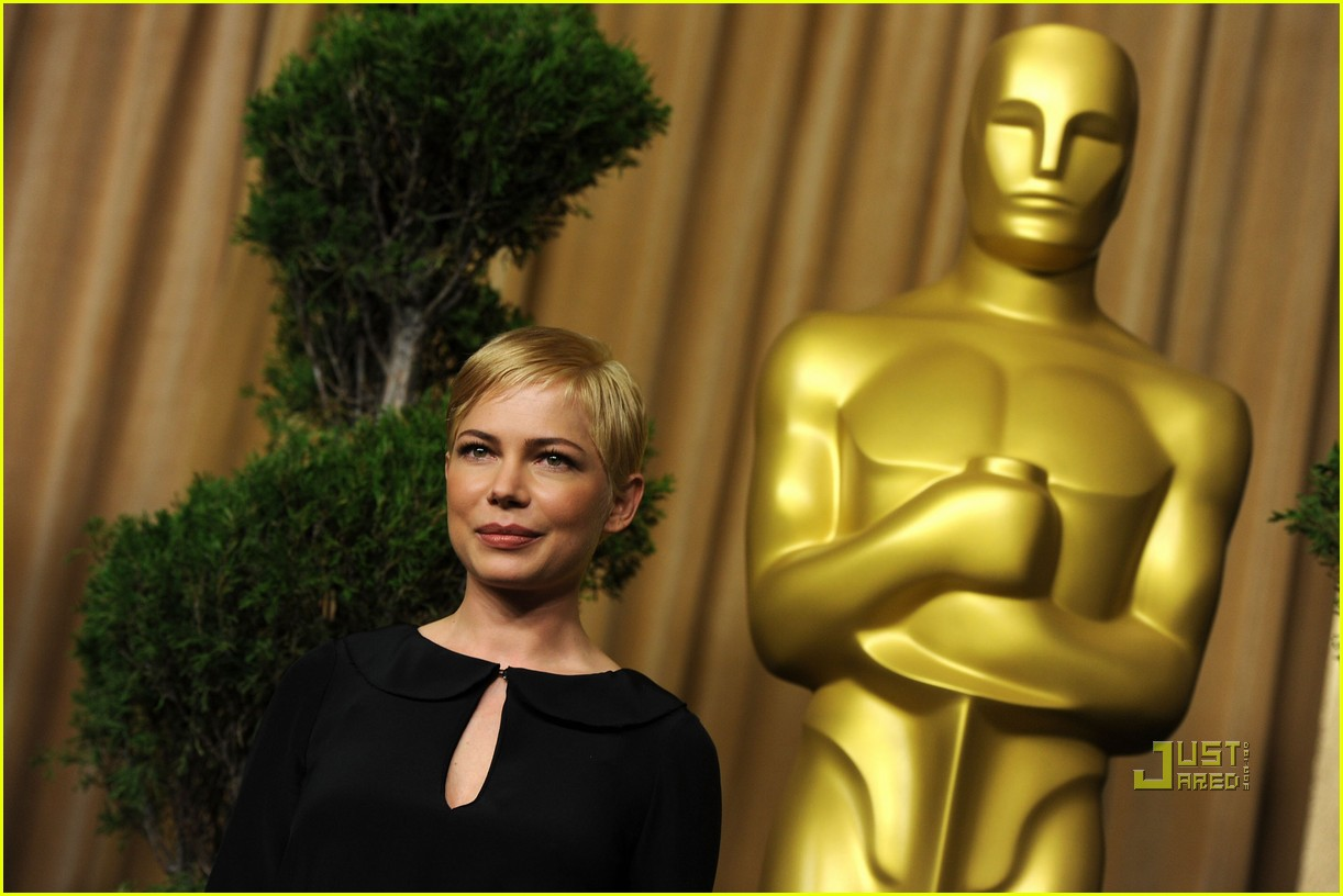 michelle williams oscar nomination luncheon 02