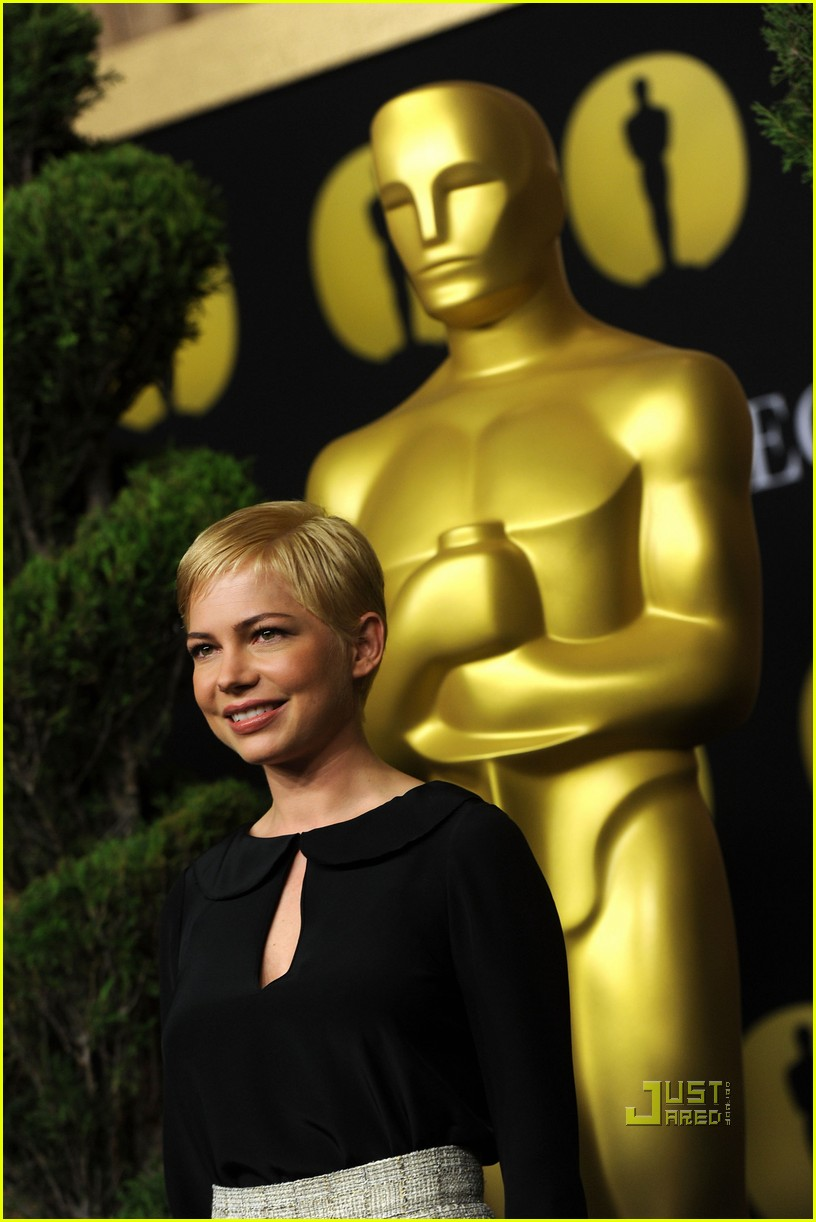 michelle williams oscar nomination luncheon 04