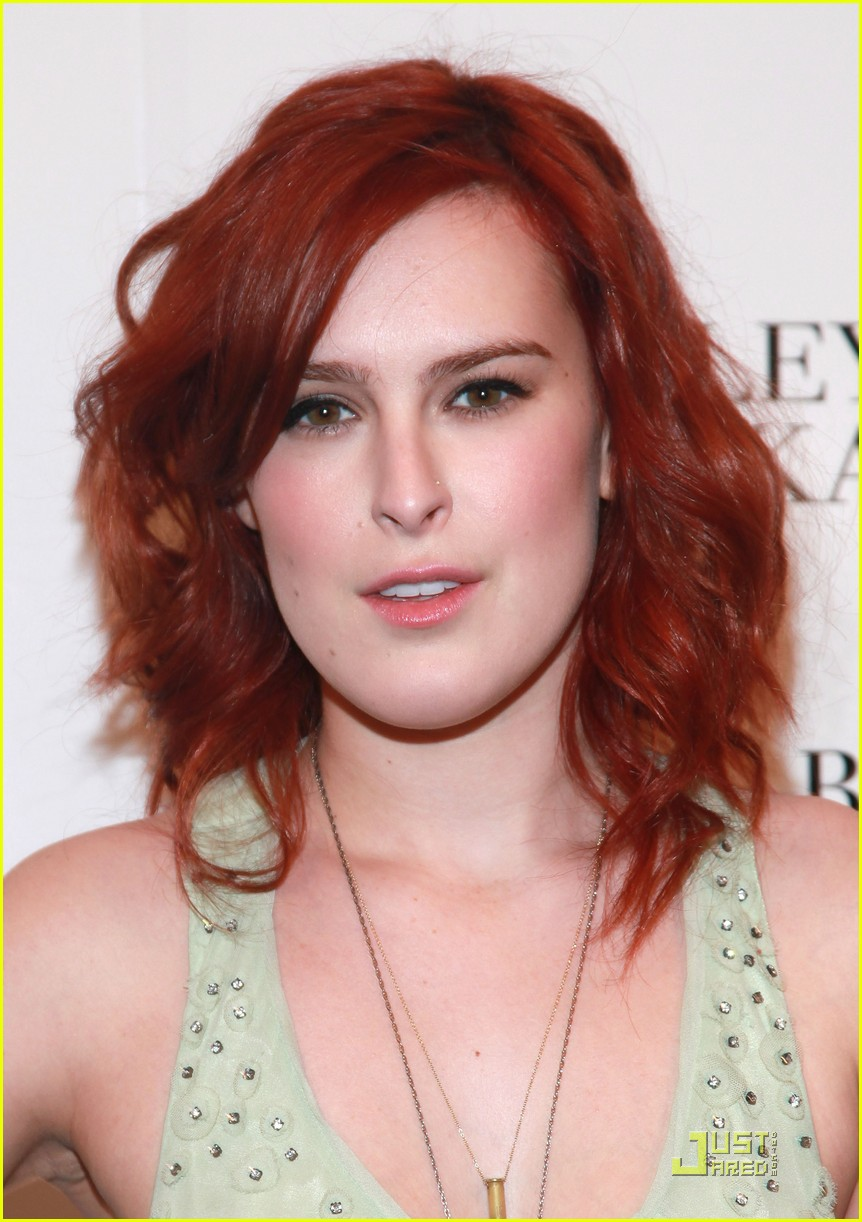 rumer willis badgley mischka 012520121