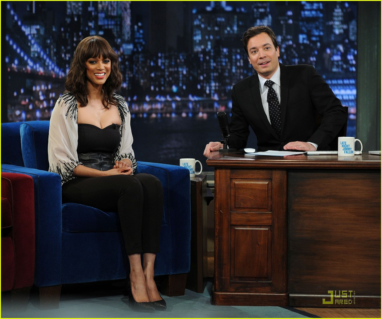 tyra banks jimmy fallon 132527706