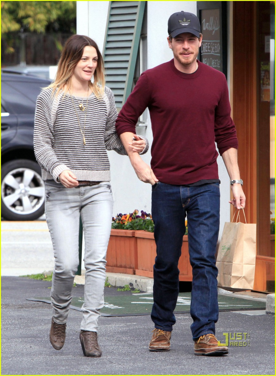 drew barrymore will kopelman lunch cheese box 012530744