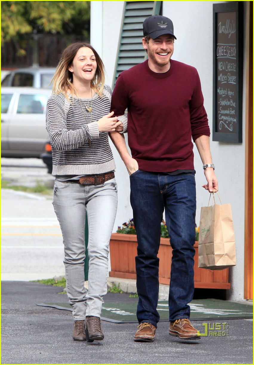 drew barrymore will kopelman lunch cheese box 022530745