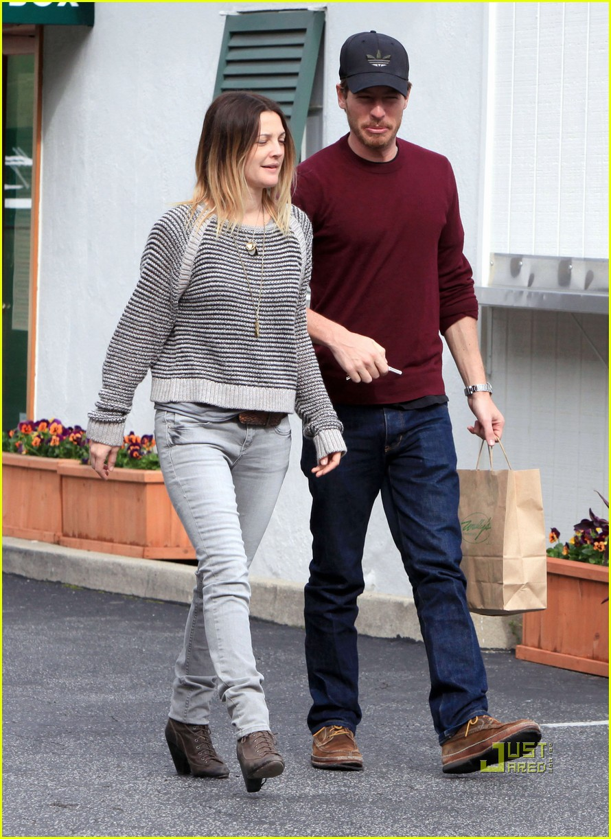 drew barrymore will kopelman lunch cheese box 06