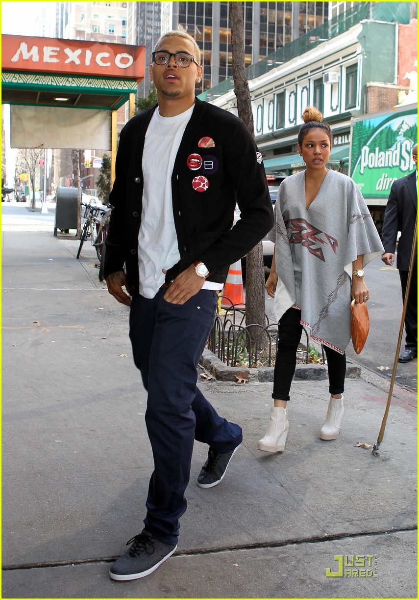 chris brown gallery gazing karrueche tran 10