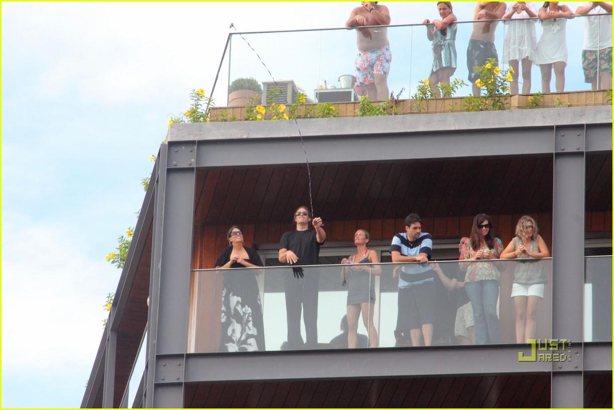 gisele bundchen tom brady brazil balcony 292525864