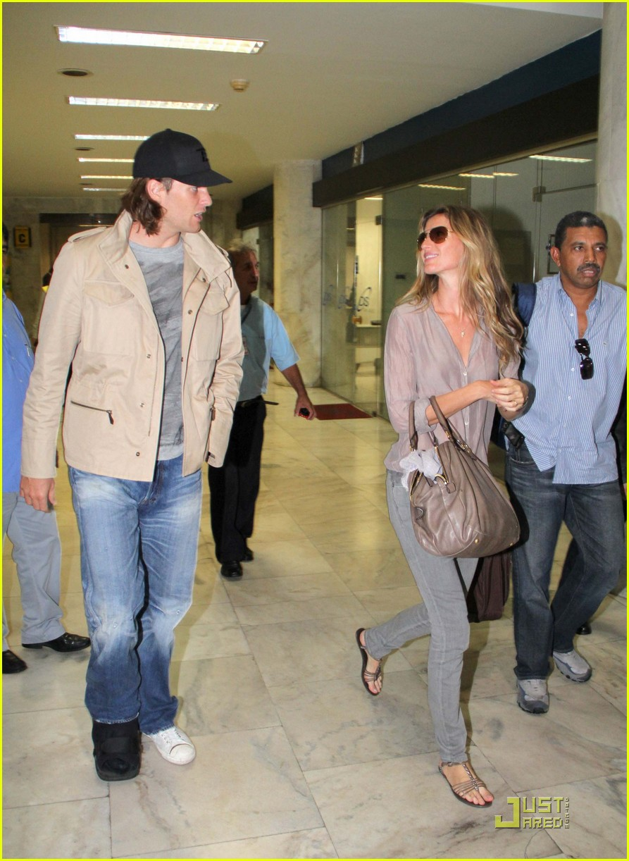 gisele bundchen tom brady rio 02