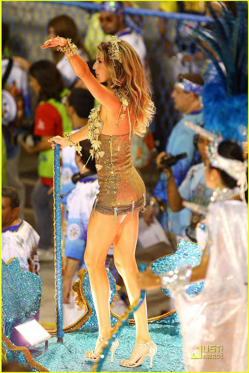 gisele bundchen samba 192525892