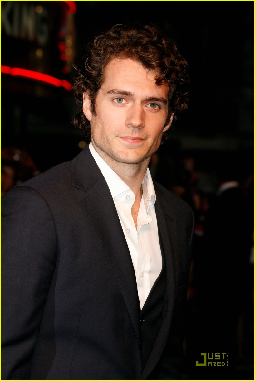 henry cavill sucker punch london premiere 012531610