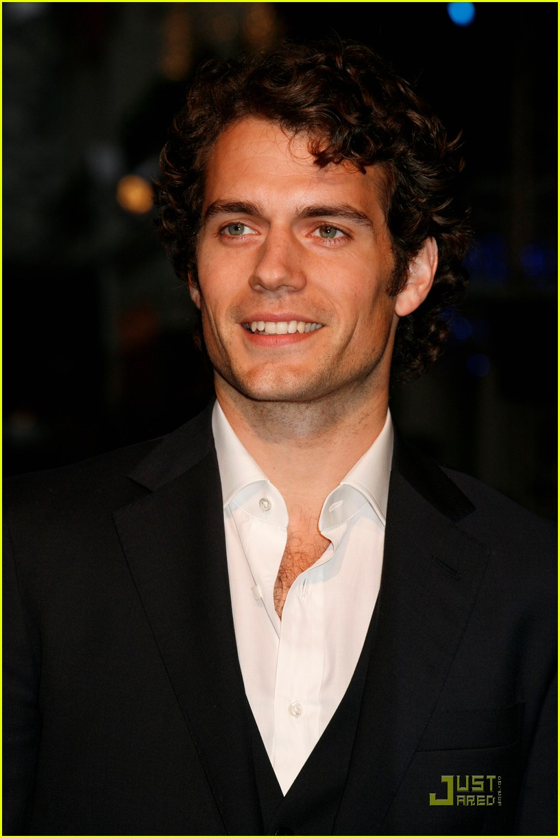 henry cavill sucker punch london premiere 03