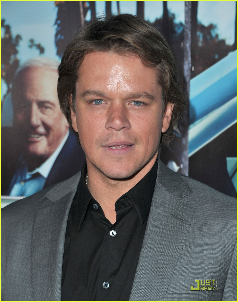 matt damon does things his way 012530071