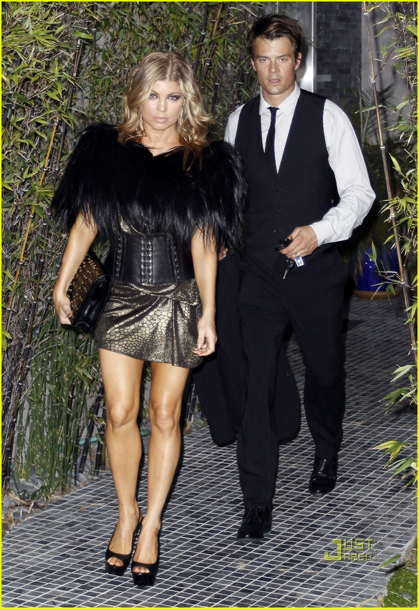 Fergie Josh Duhamel Park Plaza Wedding Guests