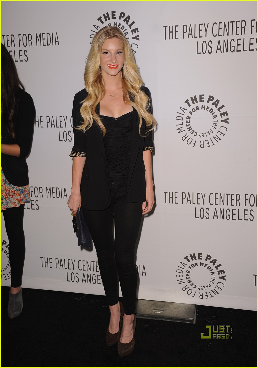 Full Sized Photo of glee paley fest 18 | Photo 2528272 | Just Jared