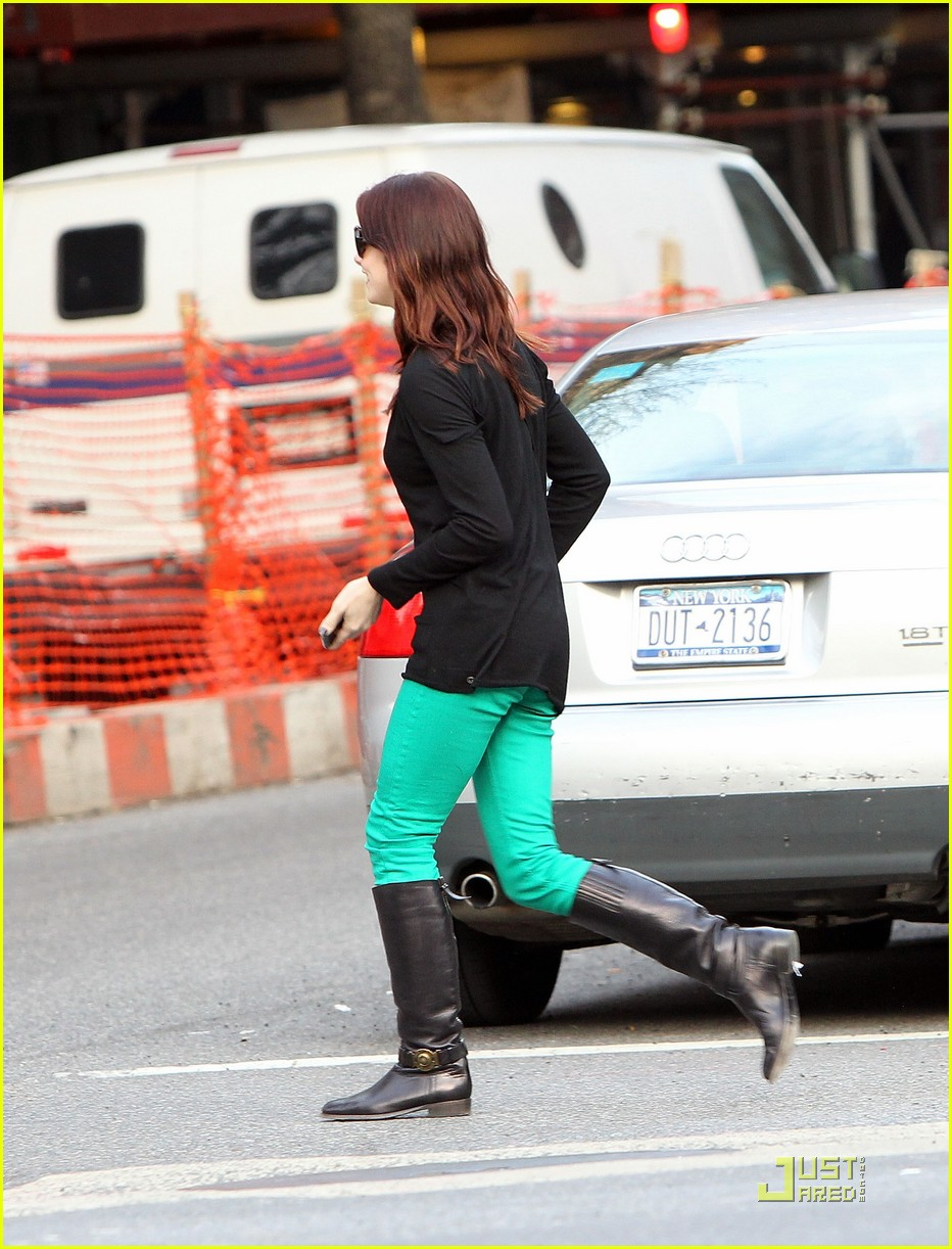 ashley greene st patricks day with jared followill 102528410