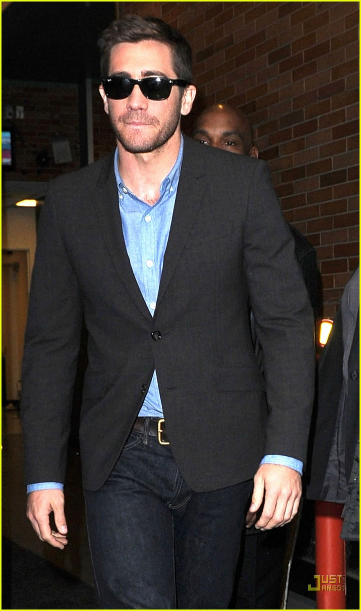 jake gyllenhaal good morning america 042531751