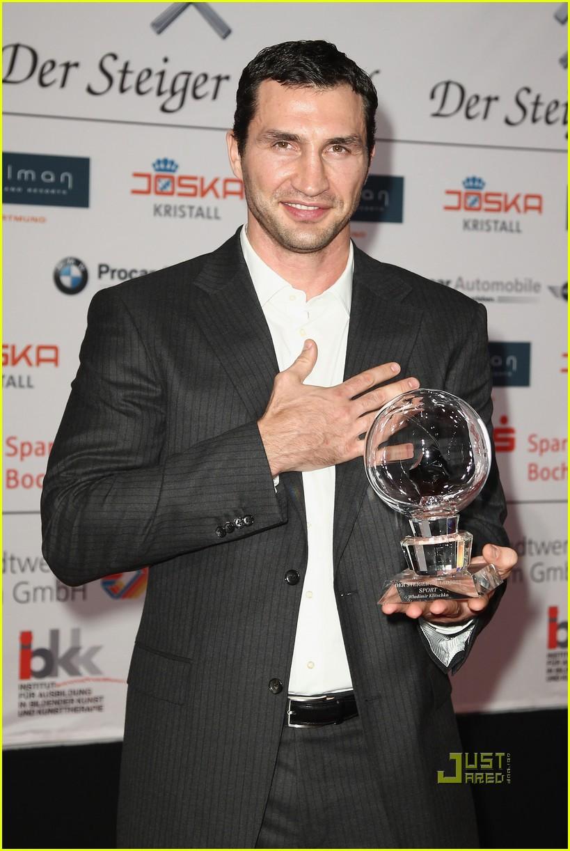 hayden panettiere wladimir klitschko steiger awards 042527229