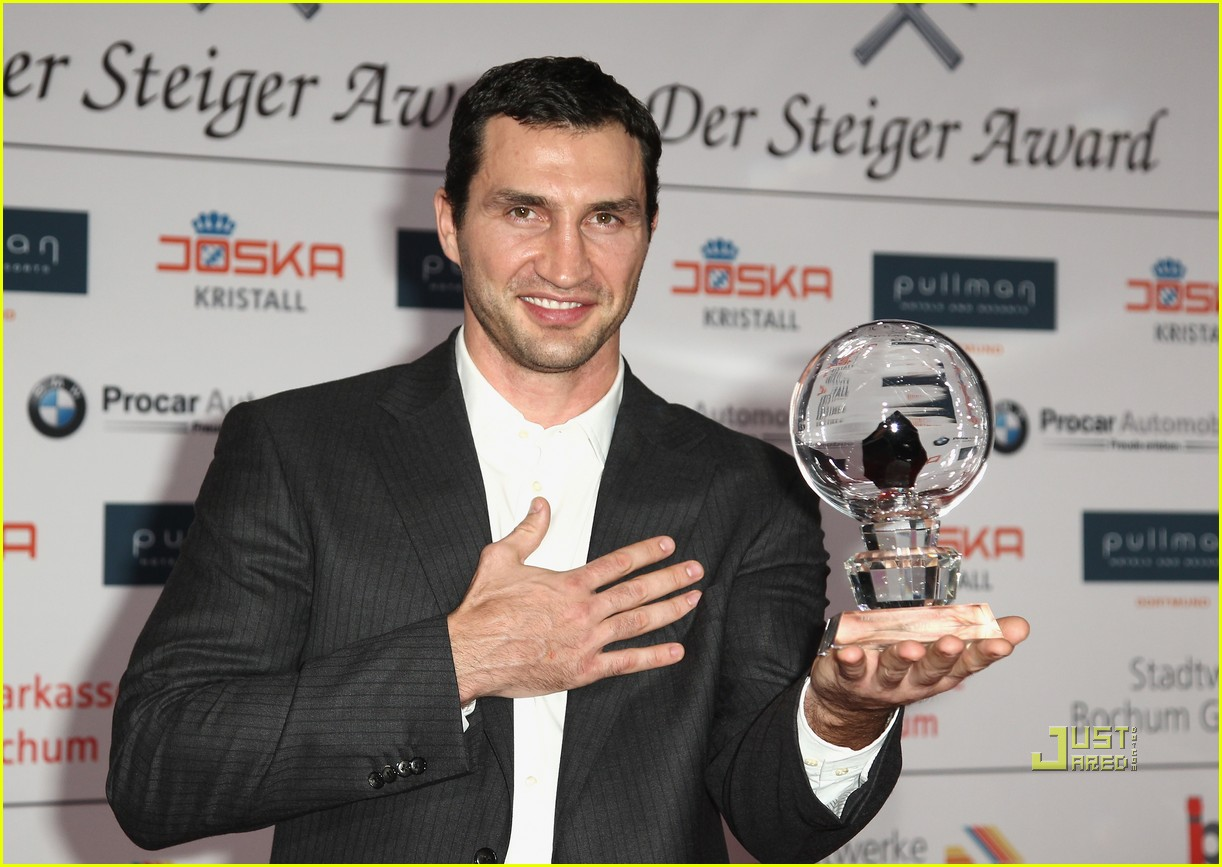 hayden panettiere wladimir klitschko steiger awards 052527230