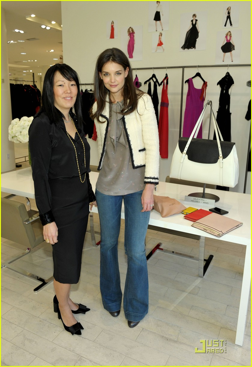 katie holmes holmes yang fall 2011 california preview event 032528829