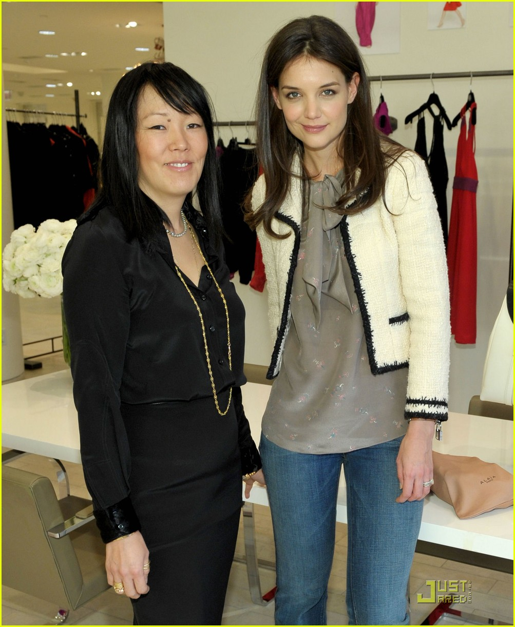 katie holmes holmes yang fall 2011 california preview event 05
