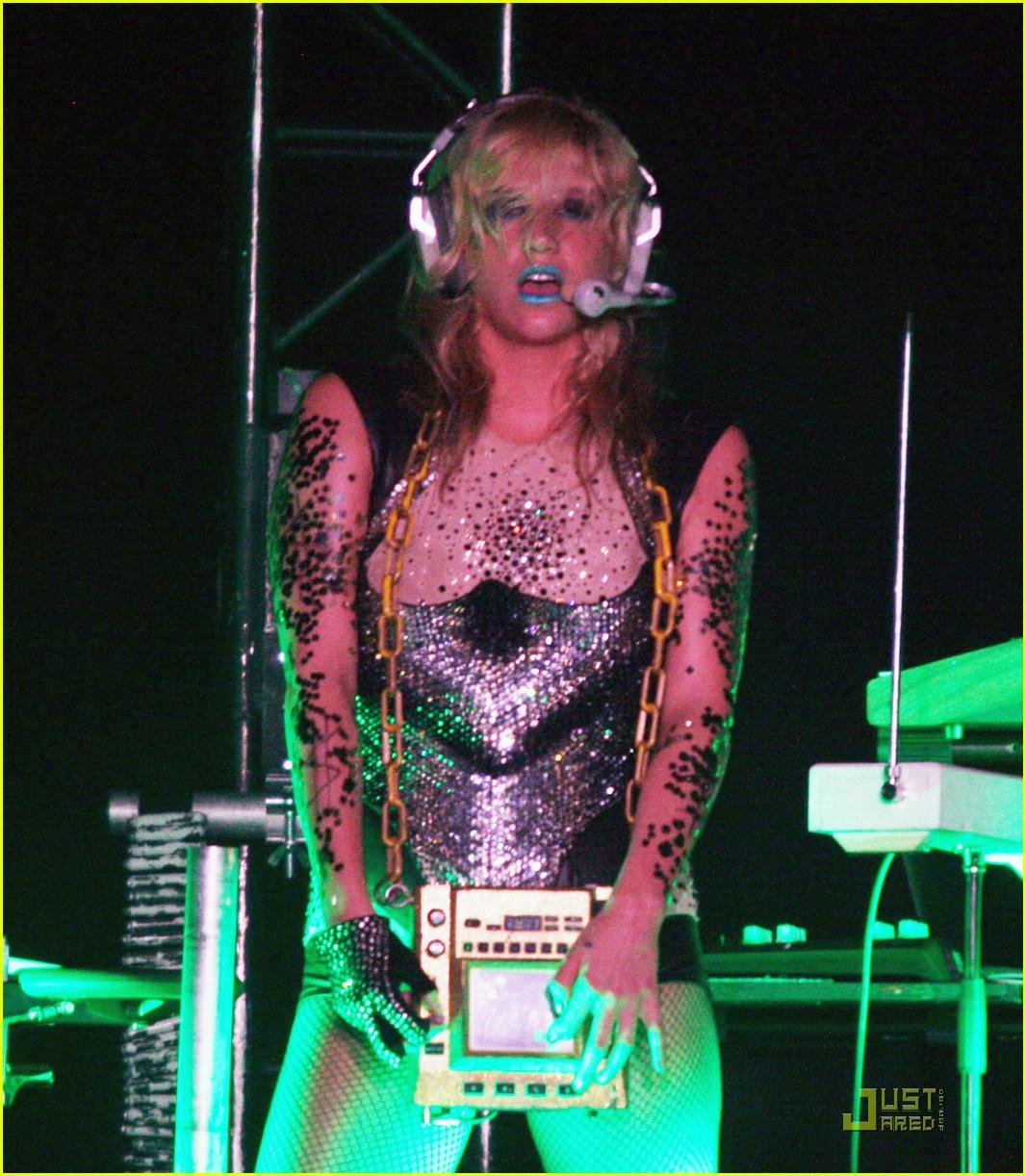 kesha sydney concert 03