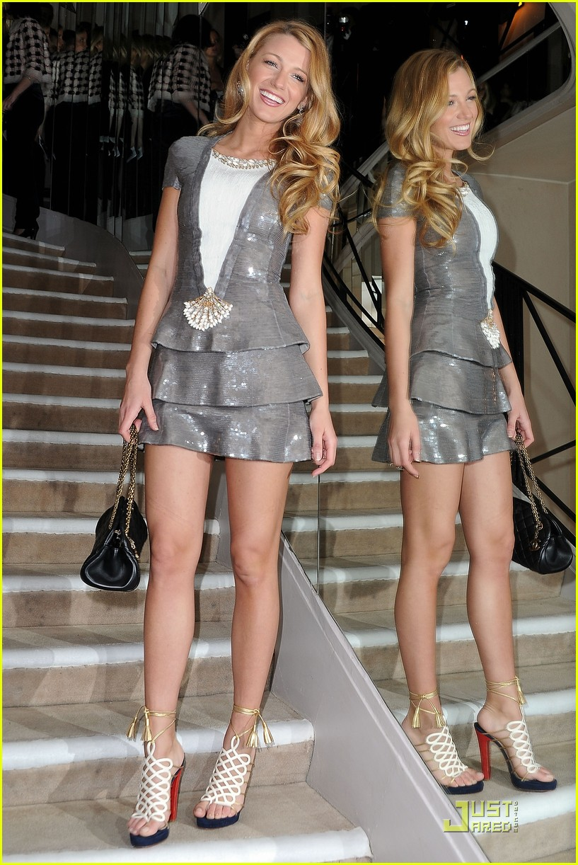 blake lively chanel dinner paris 02
