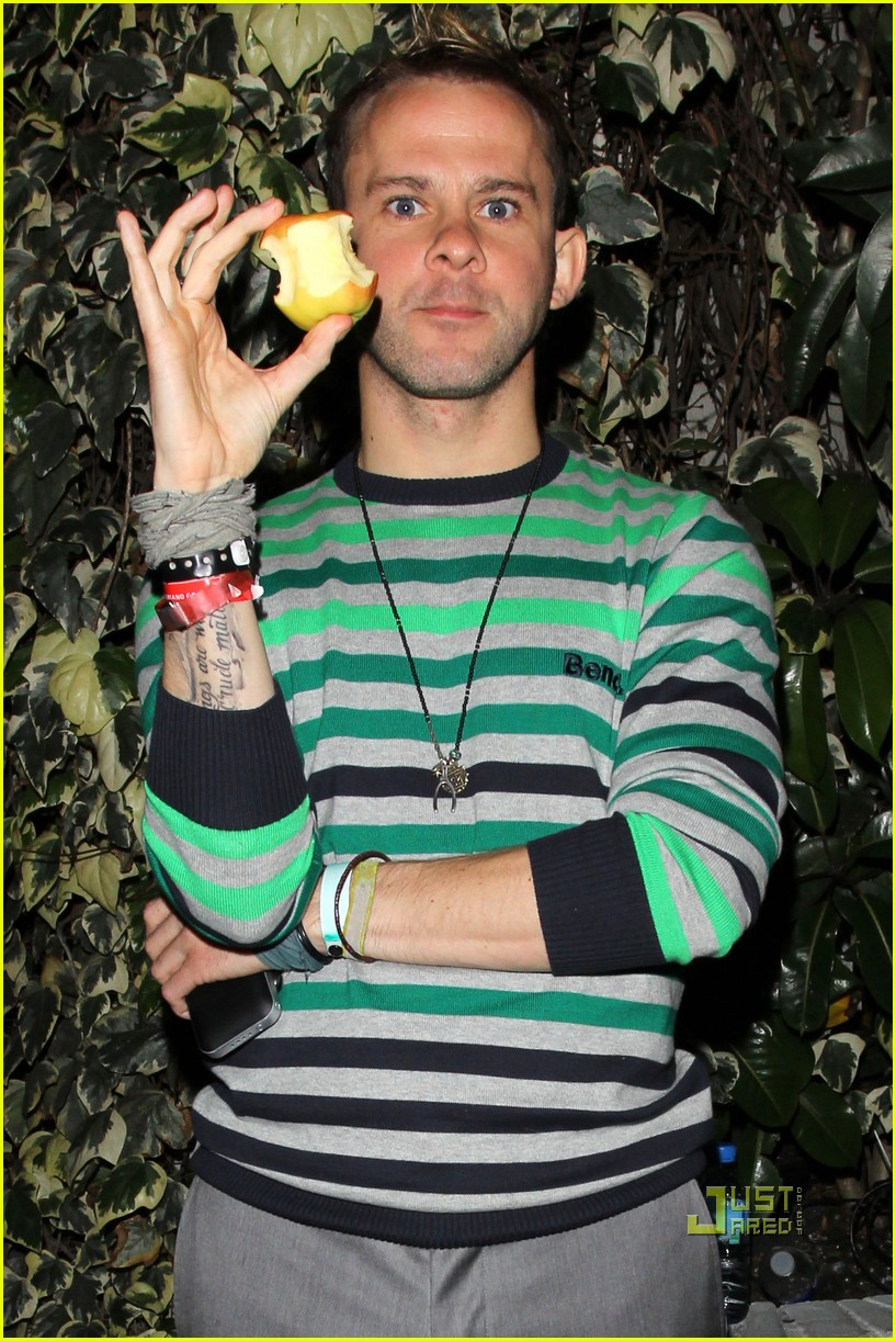 dominic monaghan apple chateau marmont 042528330