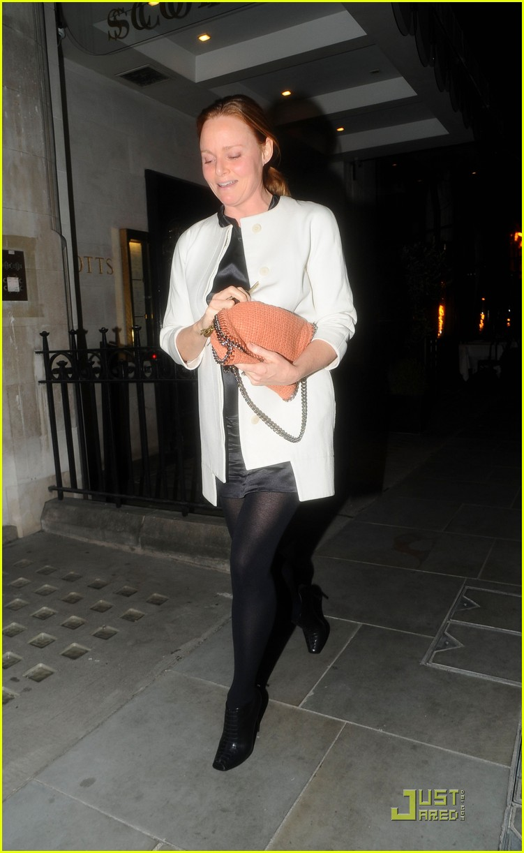 gwyneth paltrow stella mccartney dinner 032527956