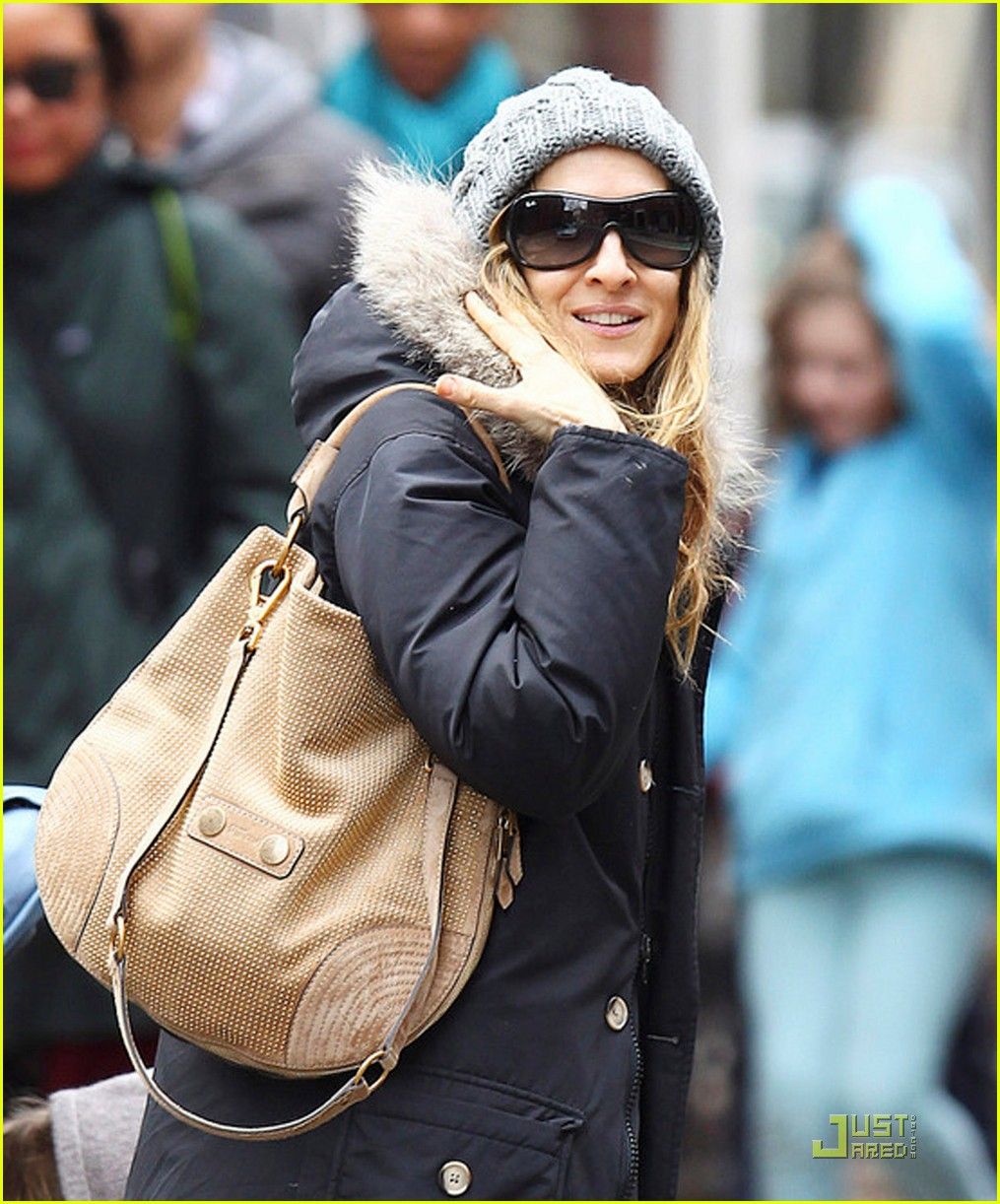 sarah jessica parker twins grocery shopping 032529666