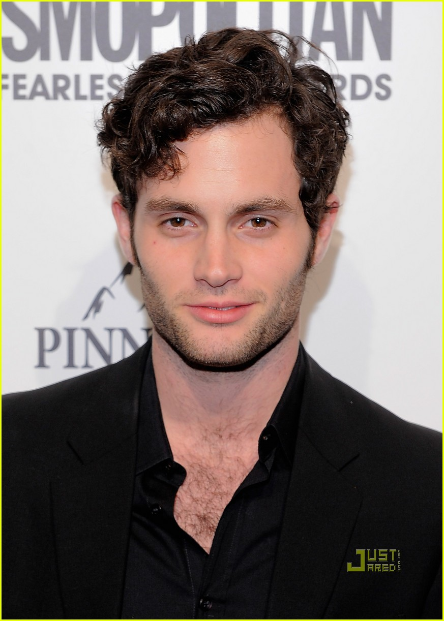 penn badgley russell brand cosmo fun fearless male 10