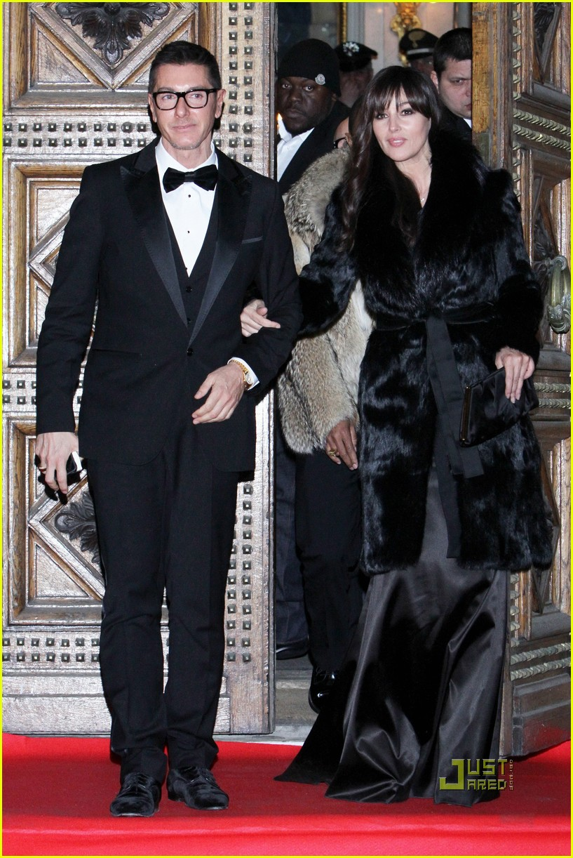 monica bellucci pharrell dolce gabbana 12