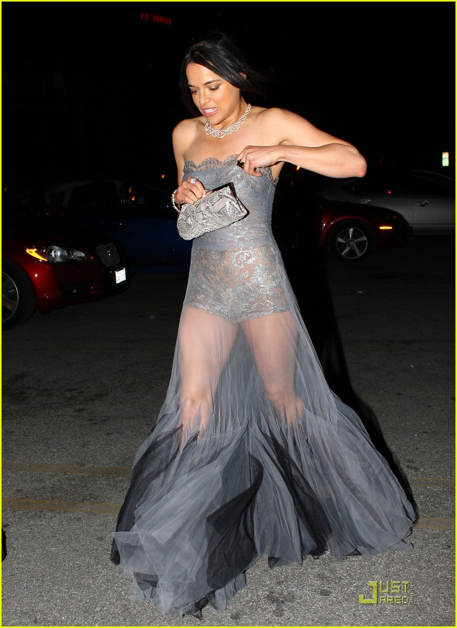michelle rodriguez sheer dress 032524208