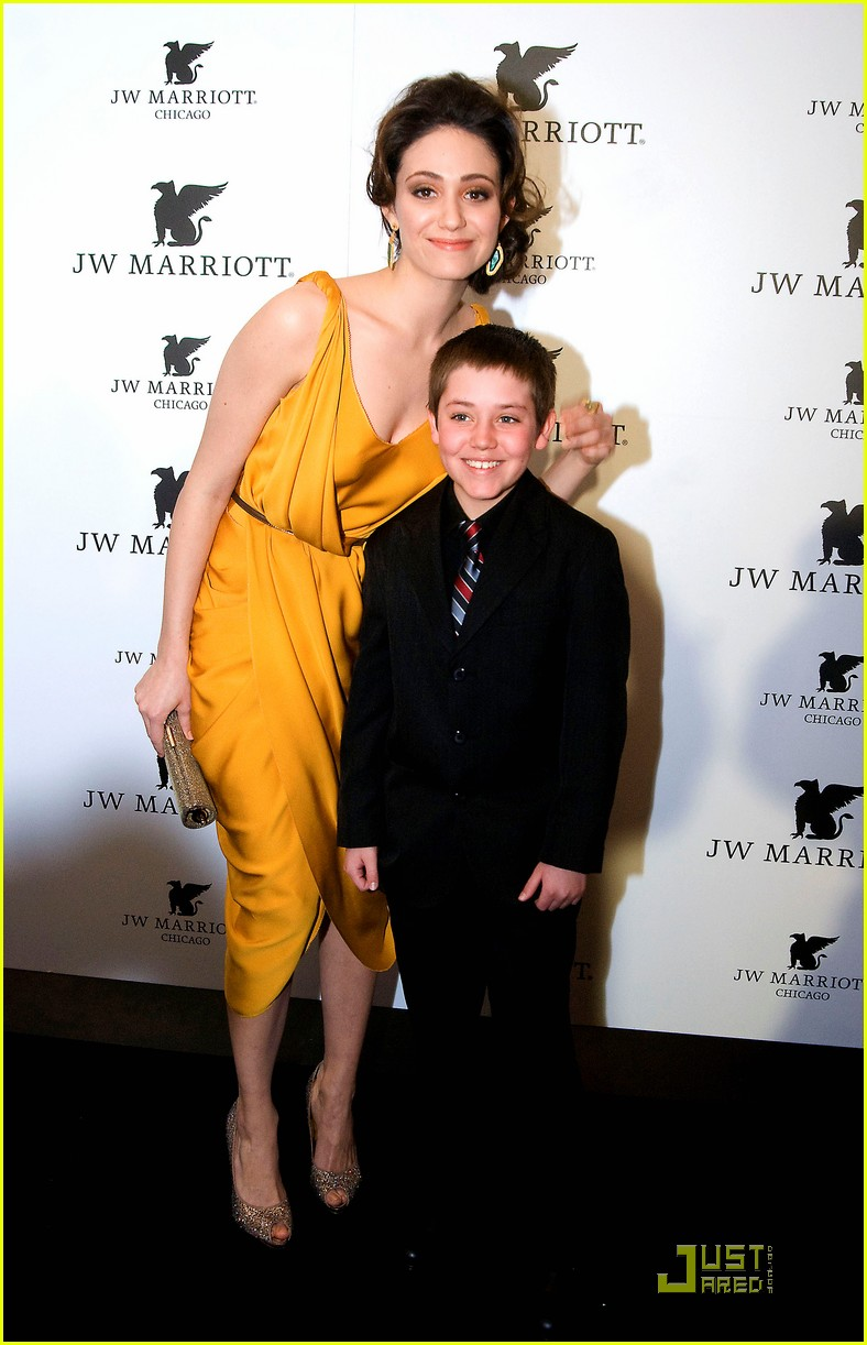 emmy rossum jw marriott chicago grand opening 052526082