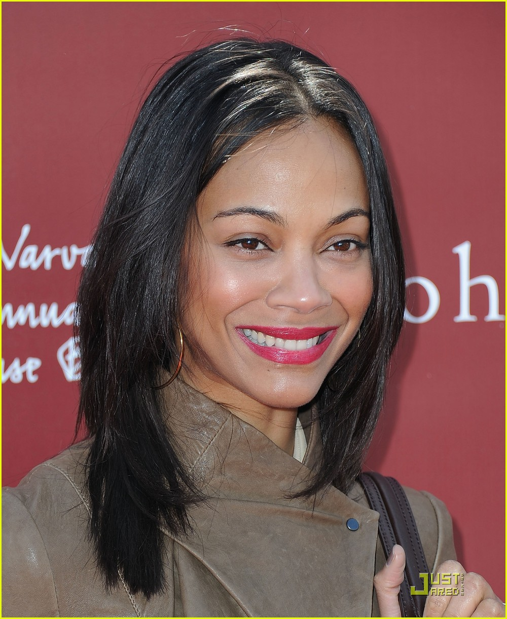 zoe saldana johnvarvatos stuart house benefit 082527477