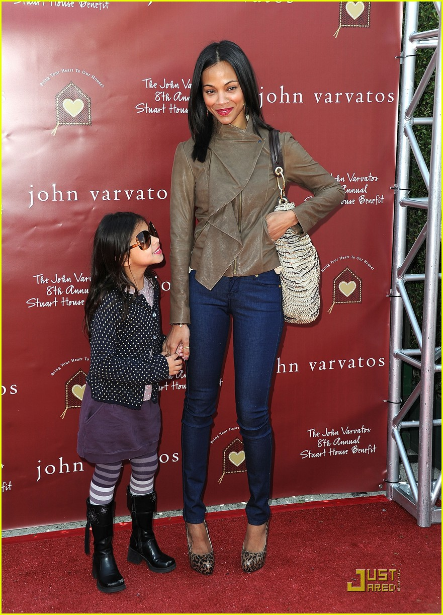 zoe saldana johnvarvatos stuart house benefit 10