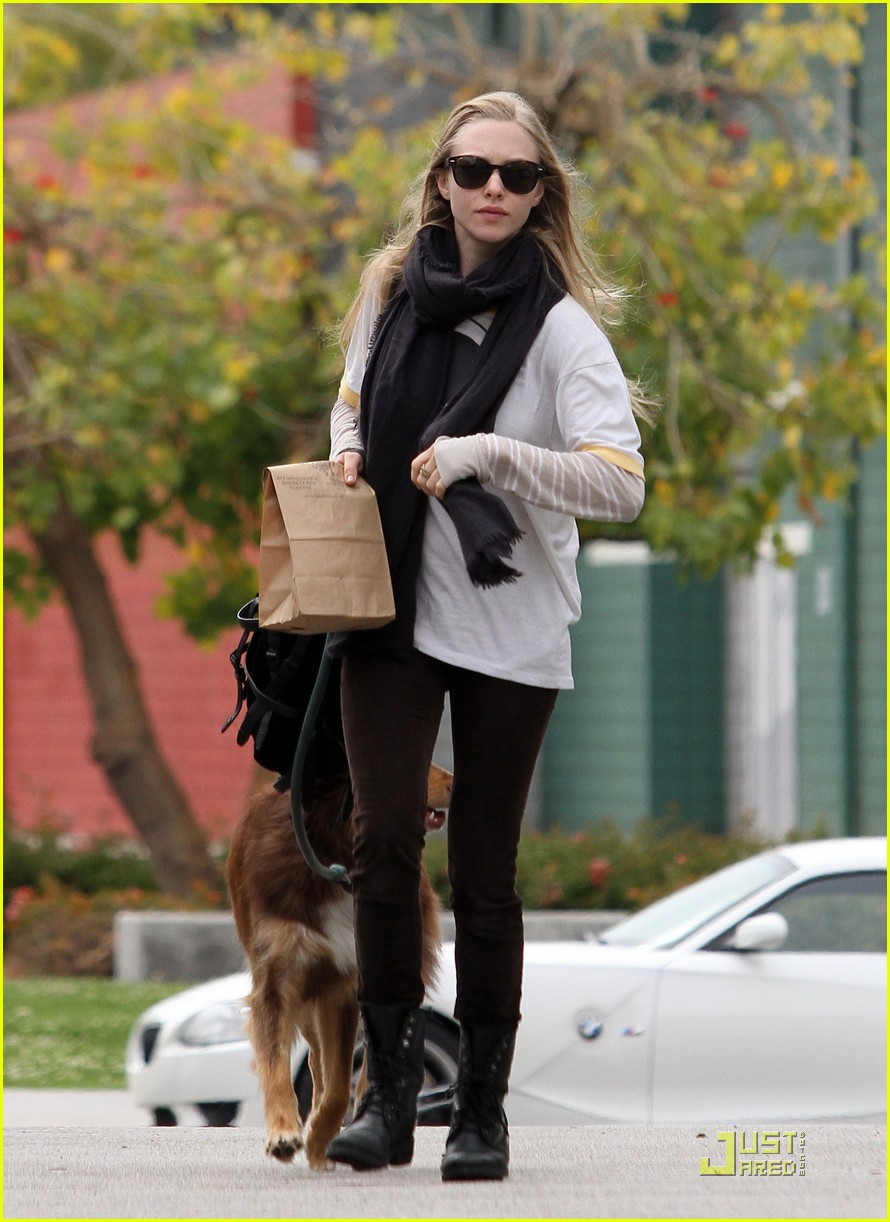 Full Sized Photo of amanda seyfried ryan phillippe dogwalking duo 03 ...