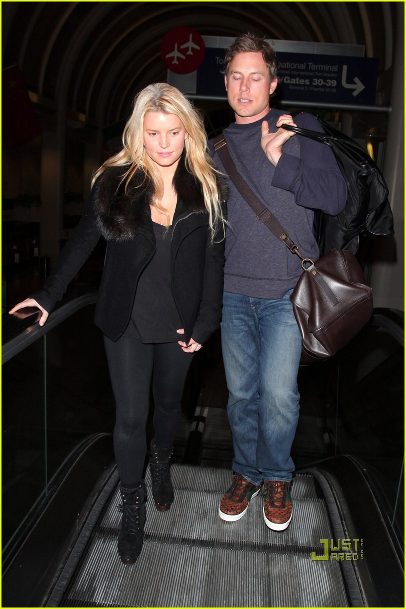 jessica simpson eric johnson lax 05