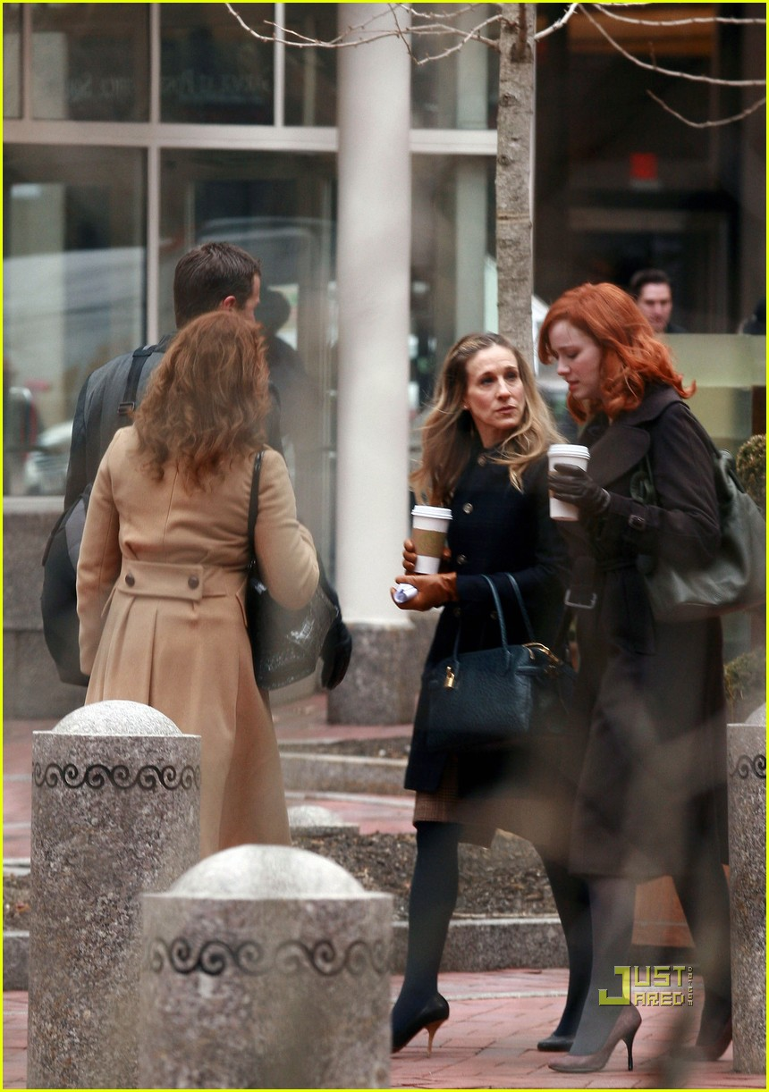 christina hendricks sarah jessica parker boston 01
