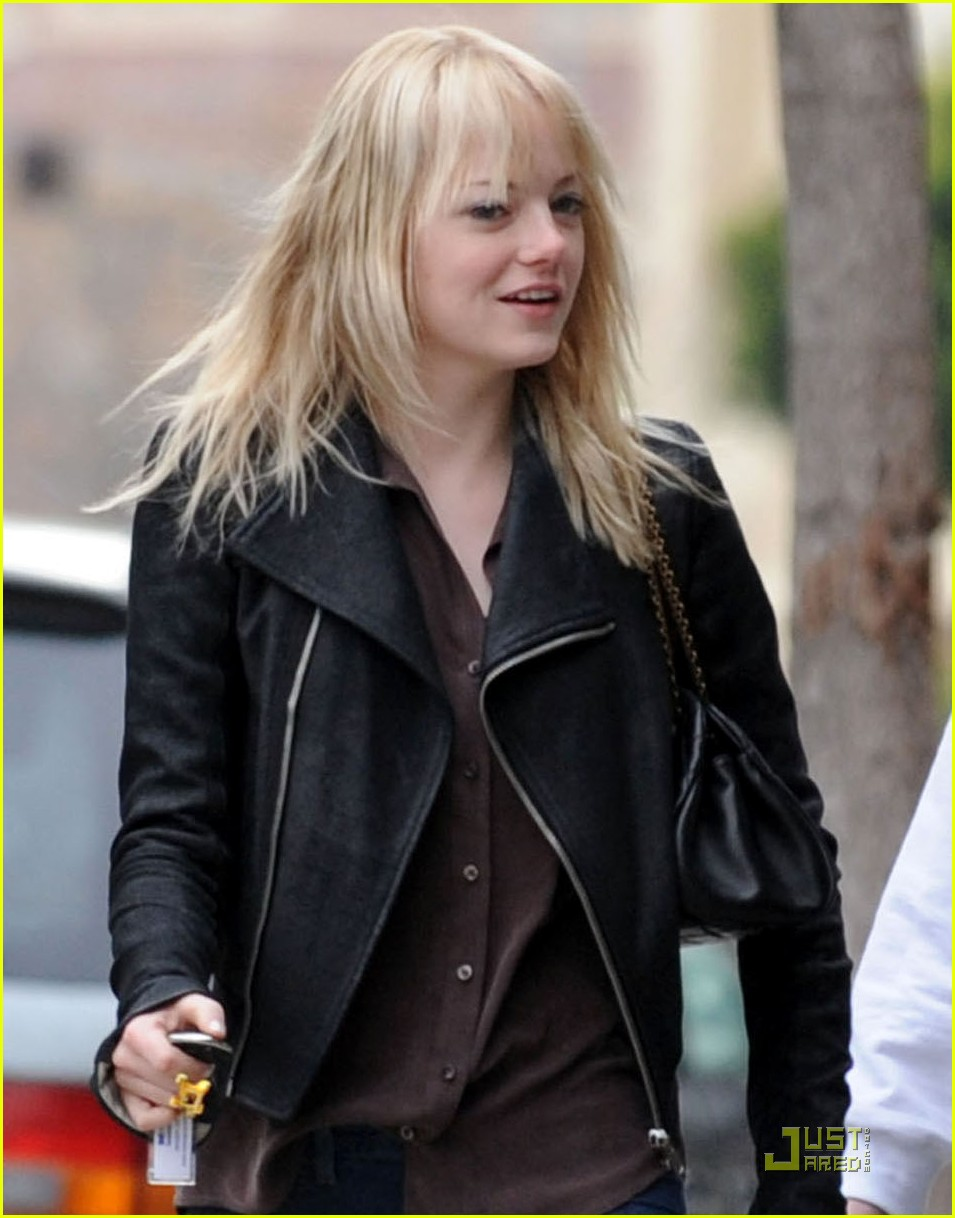 emma stone amazing spider man sequel in the works 022530354