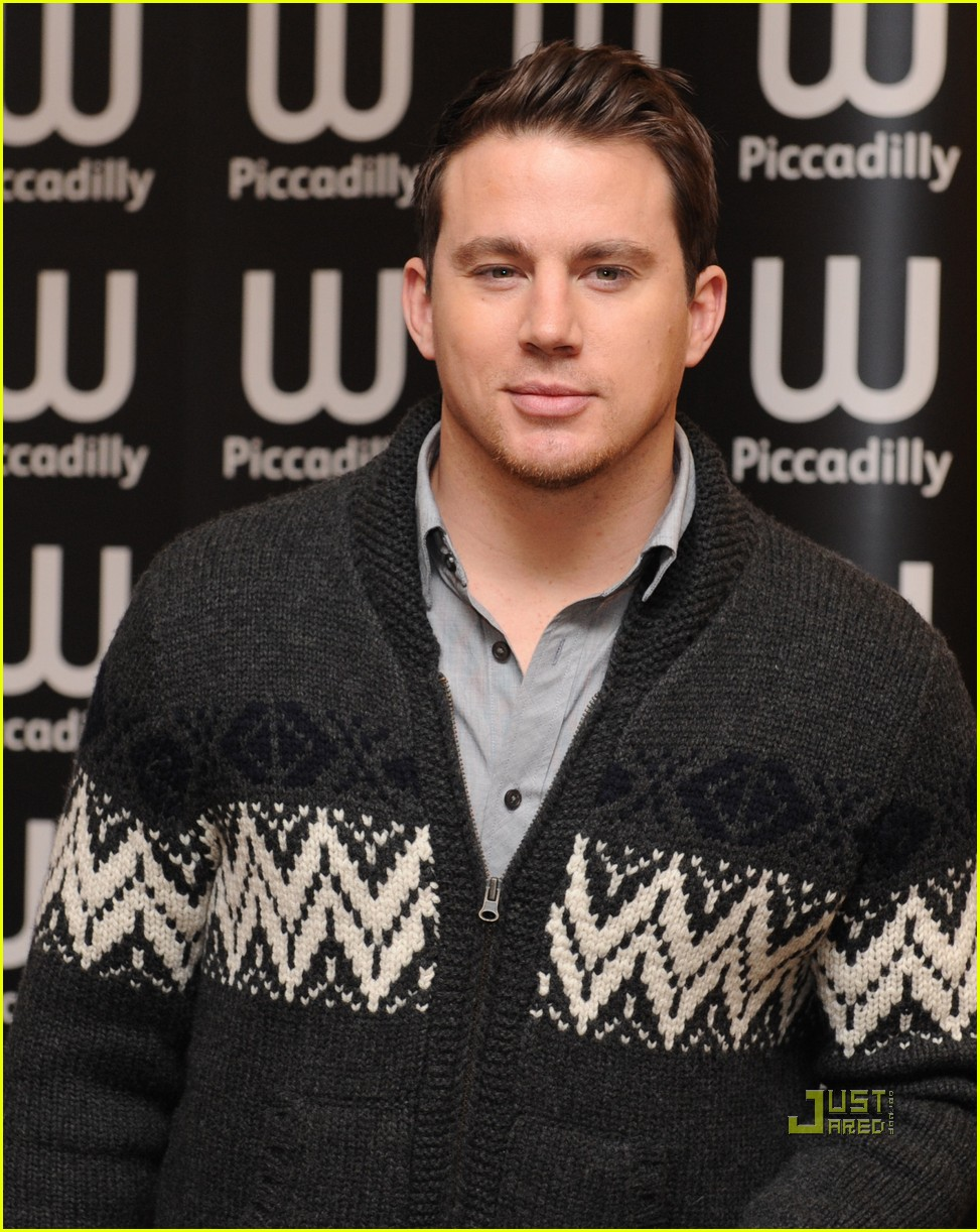 channing tatum jamie bell sign eagle 012526732